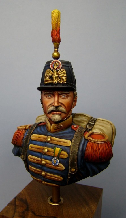 Hawk Miniatures: French: Voltigeur 1870 - Second Empire