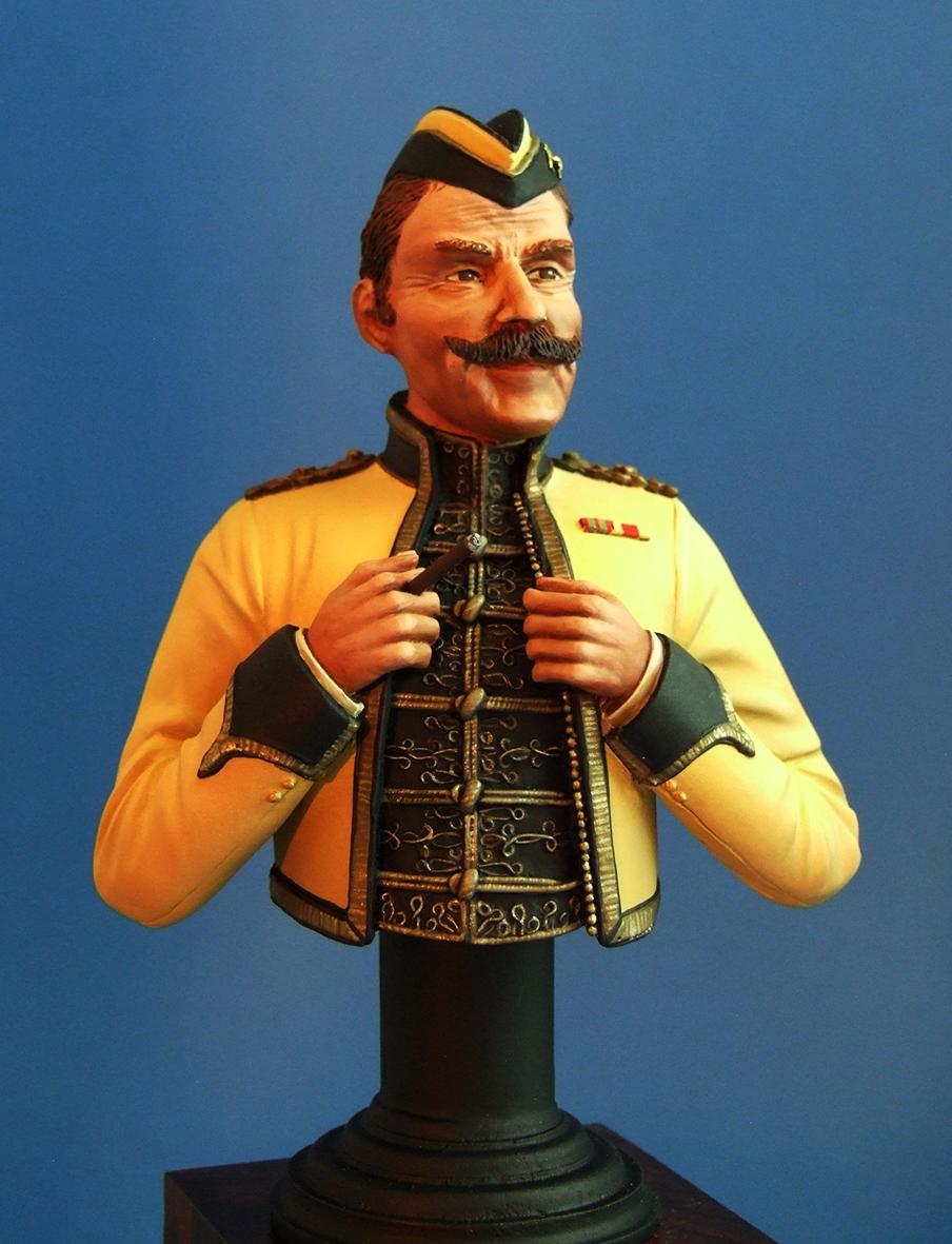 Hawk Miniatures: Skinner Horse Bust