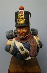 Hawk Miniatures: French: Drummer 1812 - Retreat from Moscow