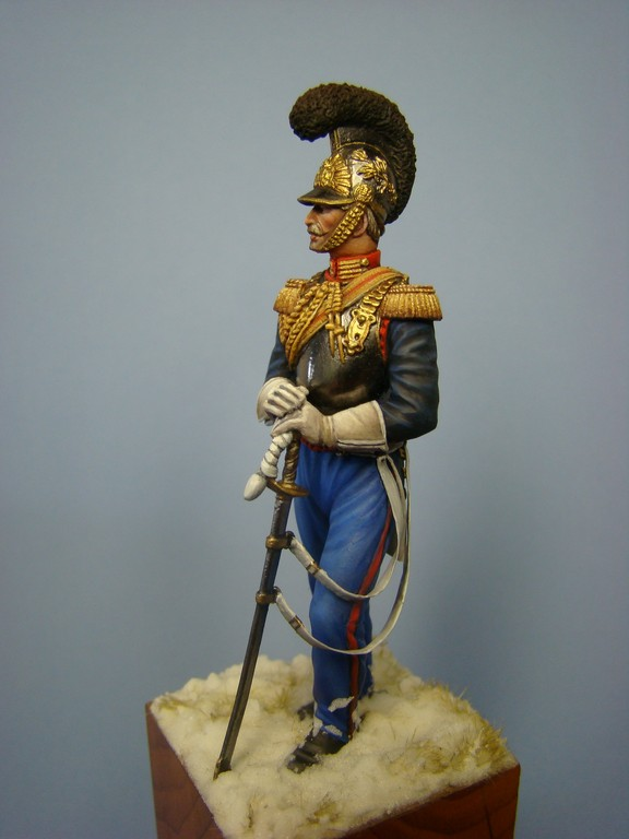 Hawk Miniatures: Royal Horse Guard Figure 75mm